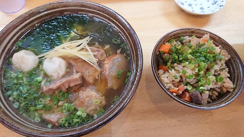 自家製麺沖縄そば 海と麦と