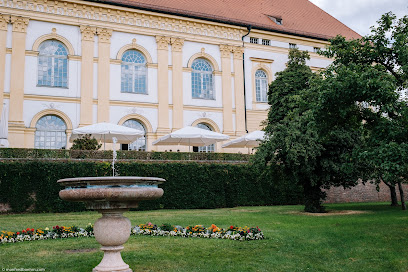 Hofgarten am Dachauer Schloss