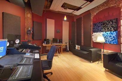 Recording studio Triforce Pro Audio & Triforce Studios
