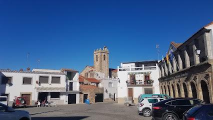 Ayuntamiento De Navas Del Madroño Centralita