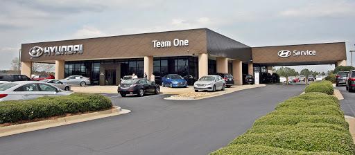 Team One Hyundai of Gadsden, 937 W Grand Ave, Rainbow City, AL 35906, Hyundai Dealer