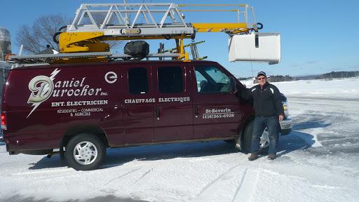 Electrician Daniel Durocher Entrepreneur Électricien in Proulxville (Quebec) | LiveWay