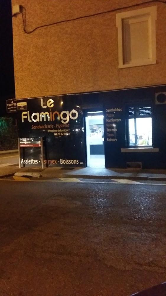 photo du resaurant Le Flamingo