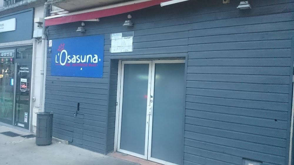 photo du resaurant L'Osasuna