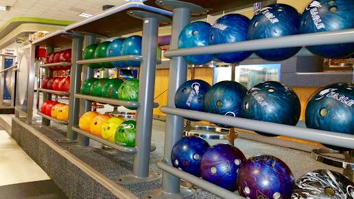 BYU Bowling & Games Center