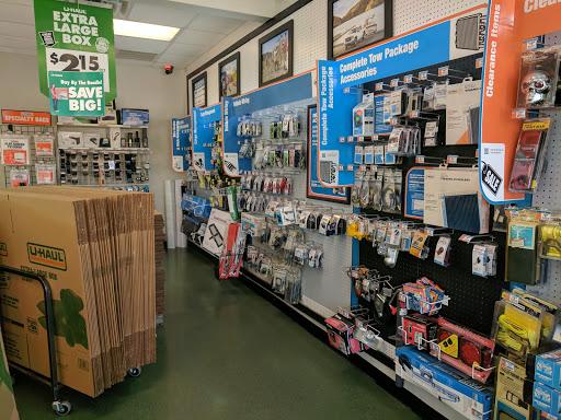 Truck Rental Agency «U-Haul at N Lamar», reviews and photos