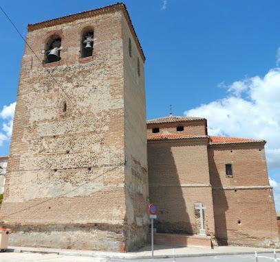 Iglesia de Castellanos de Zapardiel