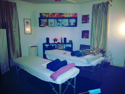 imagen de masajista Dharana Donostia