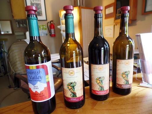 Winery «Spanish Valley Vineyard & Winery», reviews and photos, 4710 Zimmerman Ln, Moab, UT 84532, USA