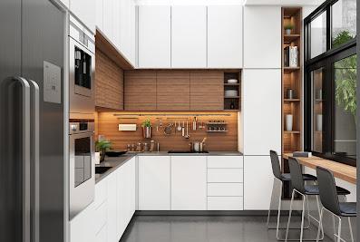 LUKWOOD – Modular Kitchen & Interio Showroom (ISO 9001 certifed)IndoreDewas
