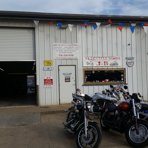 Motorcycle Repair J B Tx 242 Cycle Works Reviews And Photos 9255 Conroe