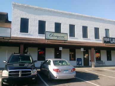 Champion Barber Shop