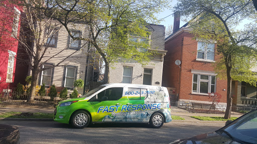 Heating Contractor «Fast Response Heating & Cooling», reviews and photos