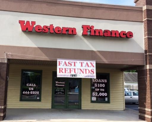 Western Finance, 516 W Main St Ste B, Lebanon, TN 37087, Loan Agency