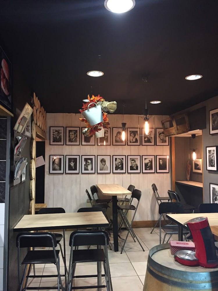 photo du resaurant laurent maison du burger
