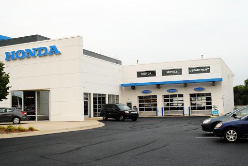 Honda Dealer «Fox Honda», Reviews And Photos, 3050 Broadmoor Ave SE, Grand  Rapids, MI ...