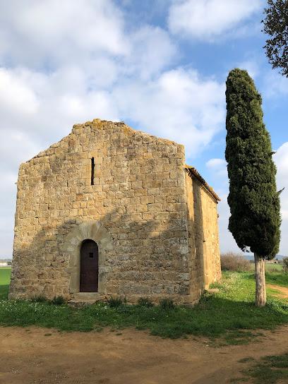 Ermita De Santa Cristina De Corçà