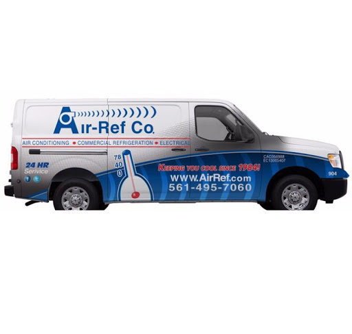 Air Conditioning Contractor «Air-Ref Co. Inc.», reviews and photos