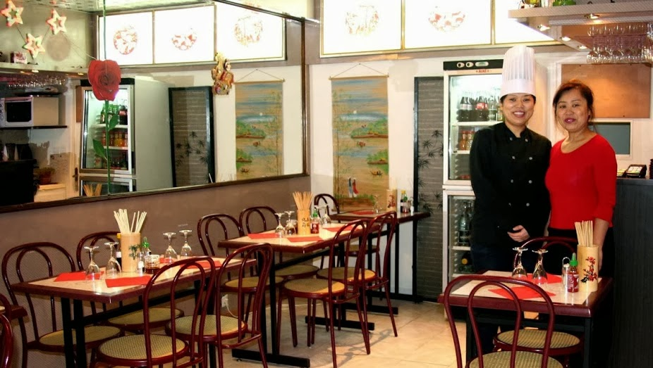 photo du resaurant Restaurant Raviolis Chinois
