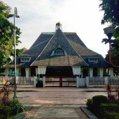 Cagar Budaya Perpustakaan Bank Indonesia