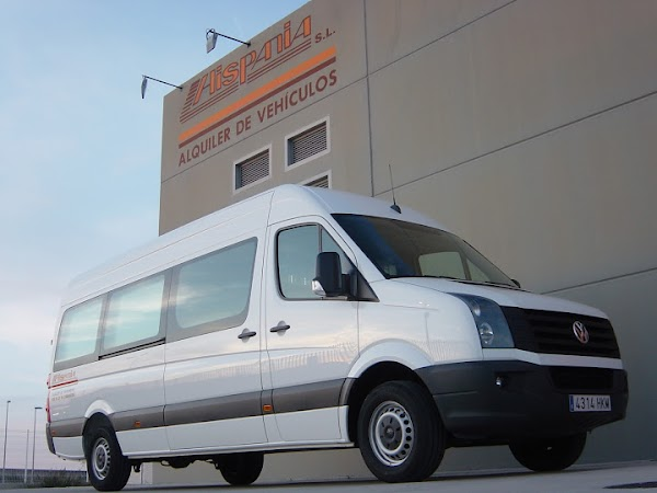 Hispania Rent a Car Huesca