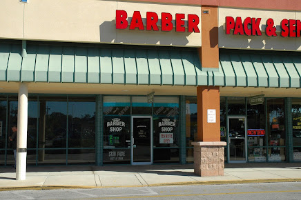 Holiday Mall Barber Shop