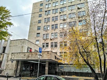 Больница МНИИ ГБ им.Гельмгольца