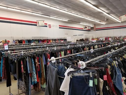 Salvation Army Thrift Store, 127 Pleasant St, Brunswick, ME 04011, Thrift Store