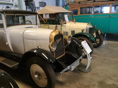 Museo de vehículos antiguos Pepe Moreno
