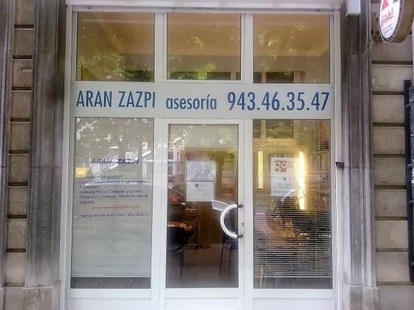 Aran Zazpi Asesoría y Consultoría