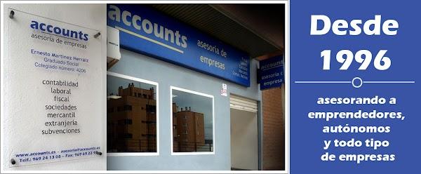 Accounts Asesoria de Empresas