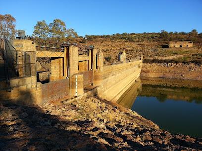 Zalamea Reservoir Dam