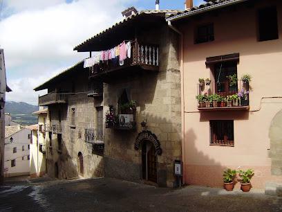 Oficina de Turismo de Peñarroya de Tastavins