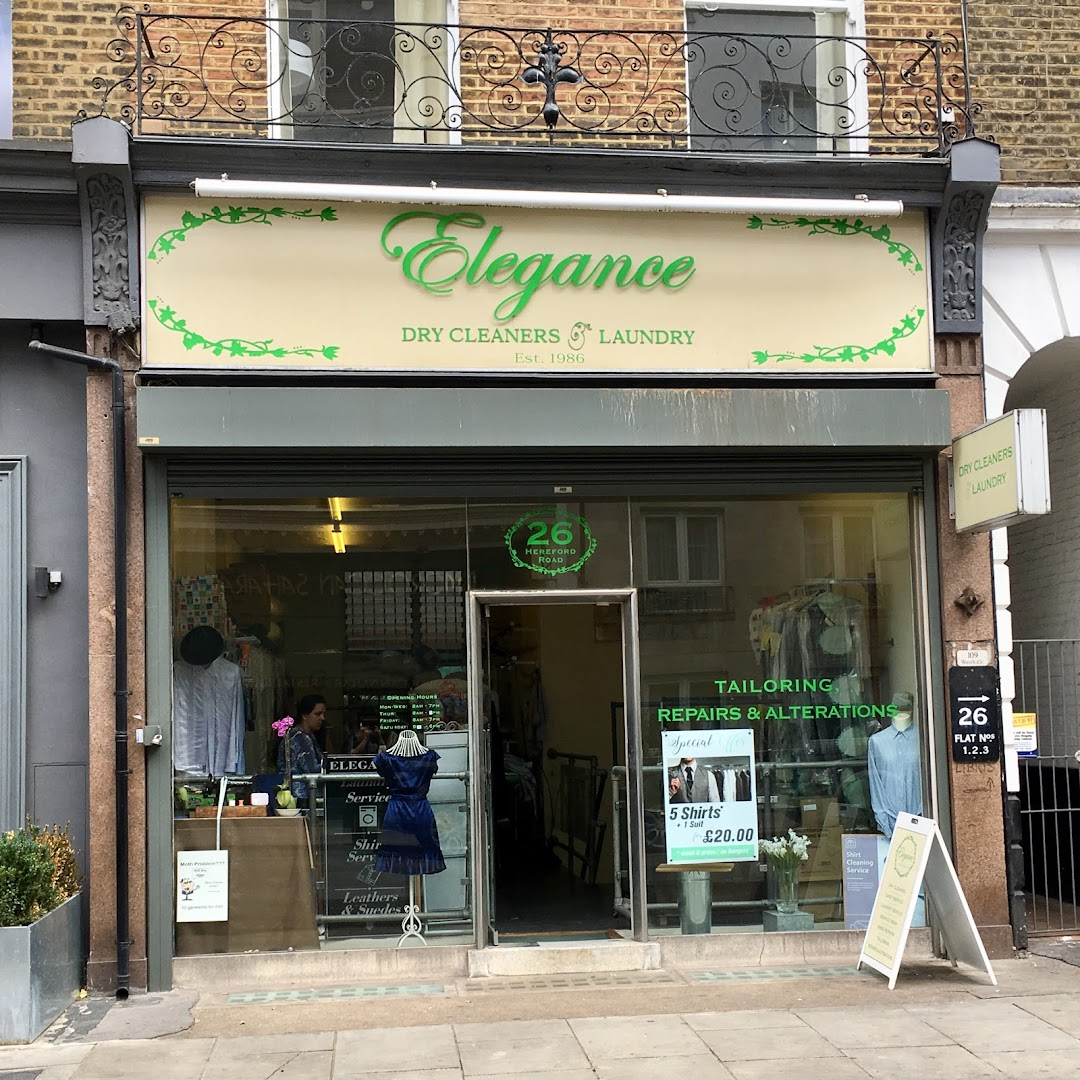 Elegance Drycleaners & Laundry