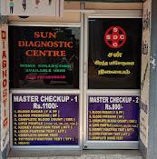 Sun diagnostic centre