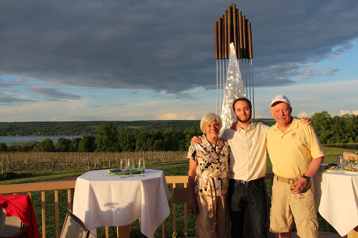 Winery «Frontenac Point Vineyard & Estate Winery», reviews and photos, 9501 NY-89, Trumansburg, NY 14886, USA
