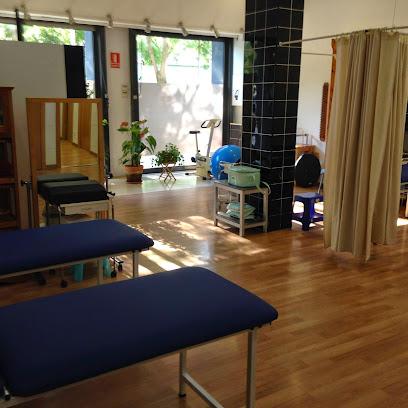 imagen de masajista Fisiomollet