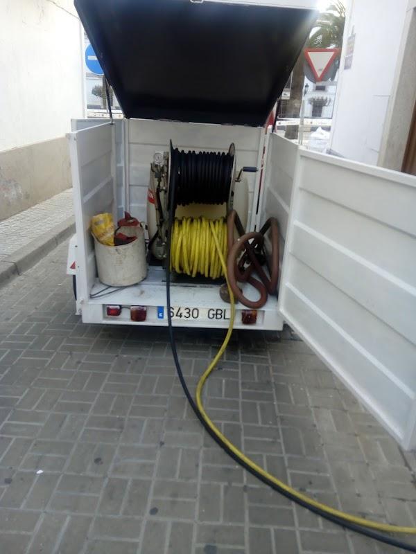 Desafon desatascos y fontanería Badajoz