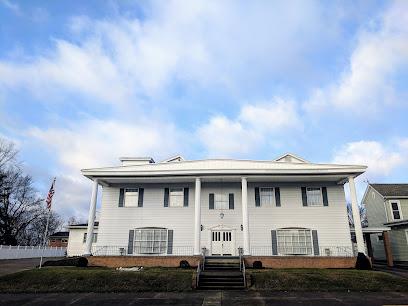 Funeral home Melcher Hammer Funeral Home