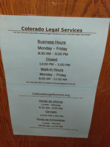Attorney «Colorado Legal Services», reviews and photos