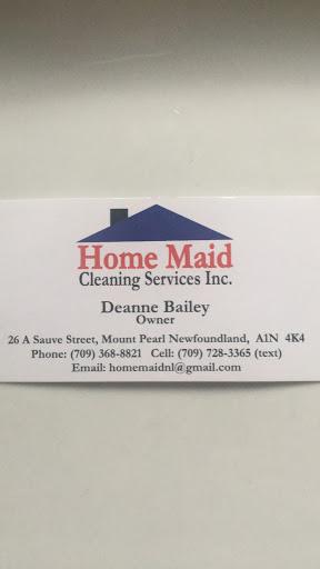 Lavage de vitres HomeMaid Cleaning Services Inc. à Mount Pearl (NL)   LiveWay