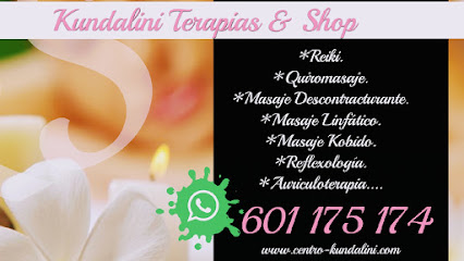 imagen de masajista Kundalini Terapias & Shop