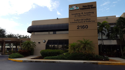 Aronberg, Aronberg & Green, Injury Law Firm, 2160 W Atlantic Ave, Delray Beach, FL 33445, USA, Personal Injury Attorney