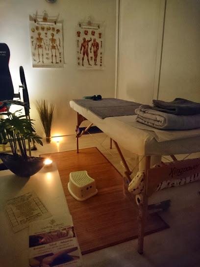imagen de masajista Working Wellness