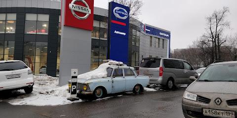 Автосалон Автомир Nissan