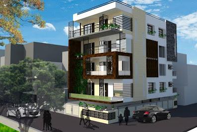 CHECKER ASSOCIATES – architects & interior designers in DelhiNangloi Jat