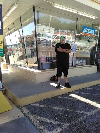 Truck Rental Agency «U-Haul at Sam Houston Dr», reviews and photos
