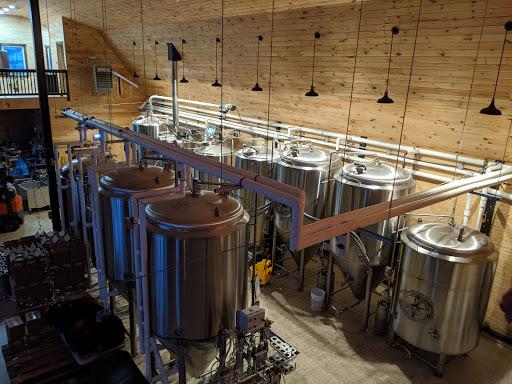 Brasserie Big Axe Brewery à Nackawic (NB) | CanaGuide