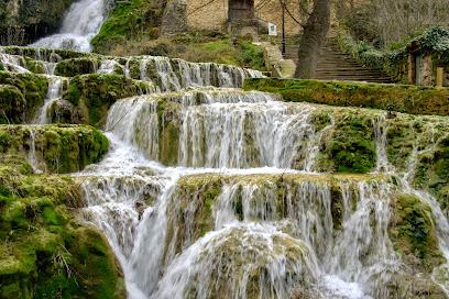 Cascada de Orbaneja del Castillo