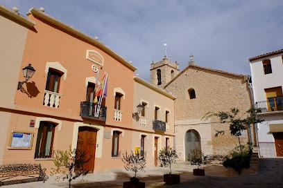 Ajuntament de la Vall d'Alcalà